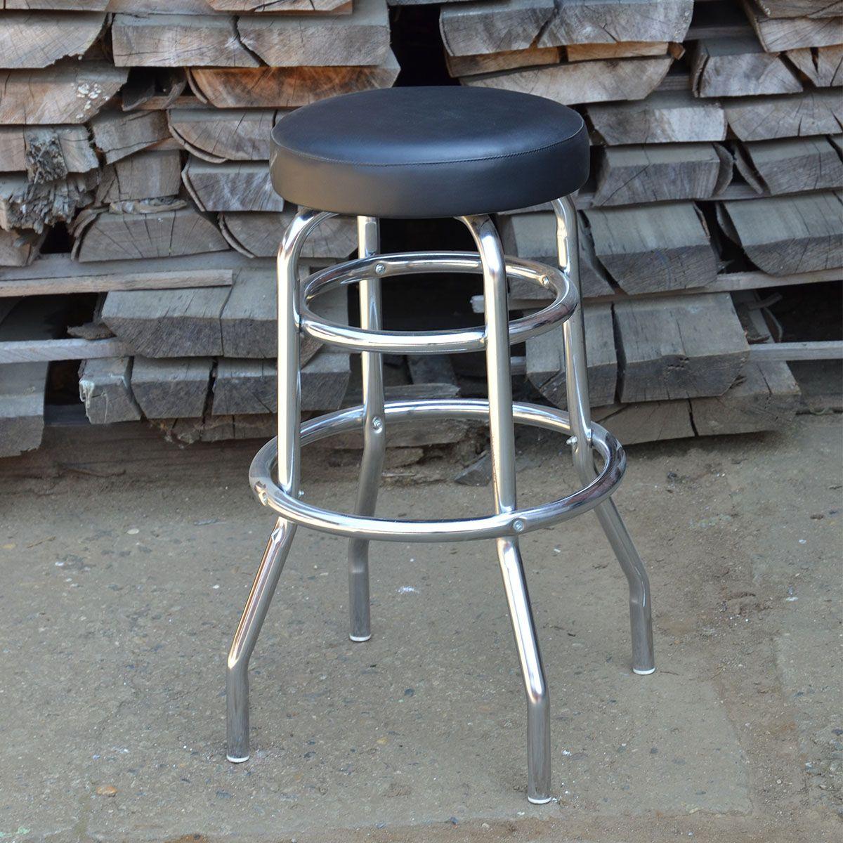 50s diner bar stool